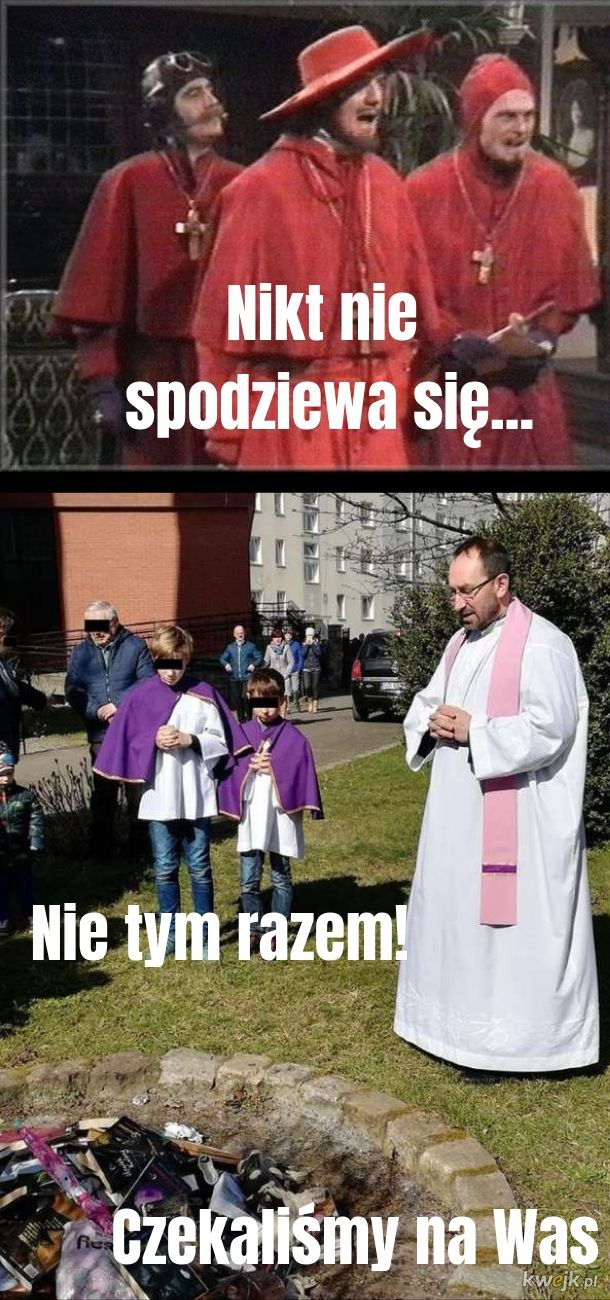 Polska inkwizycja