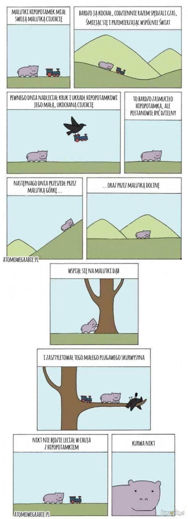Przygody hipopotamka