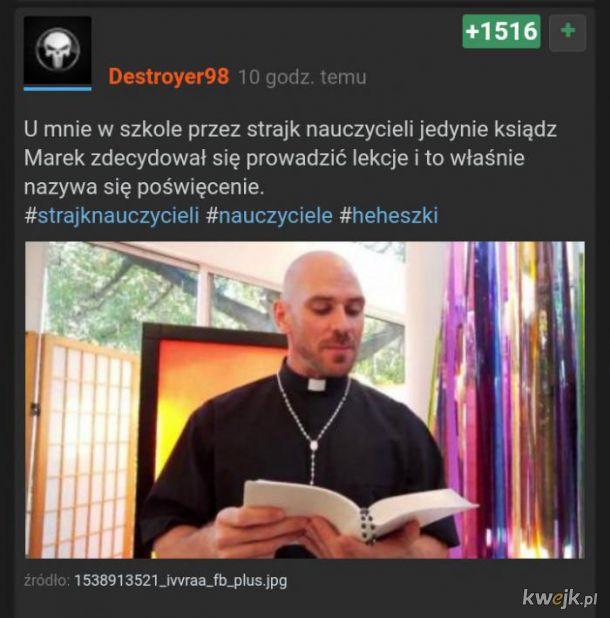 Ksiądz Marek