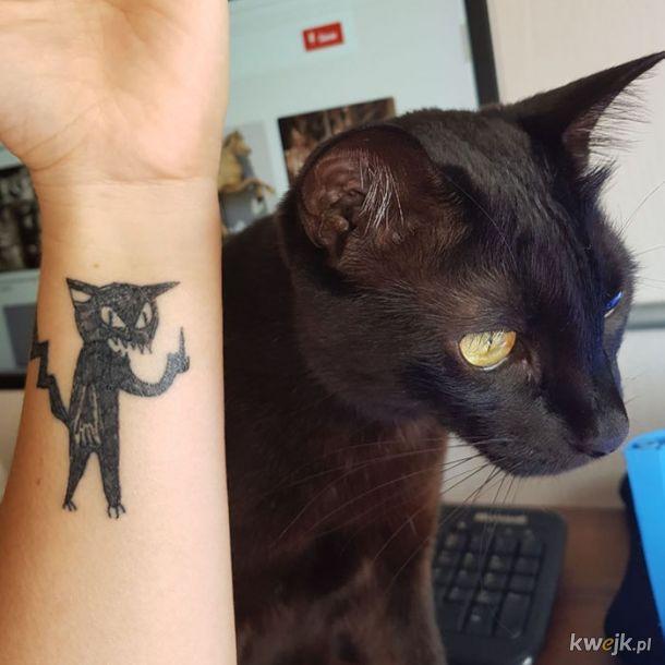 Mistrzowskie Tatuaże Tatuażystki Która Nie Umie Rysować