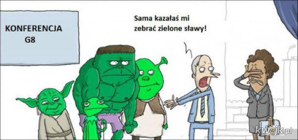Zieloni
