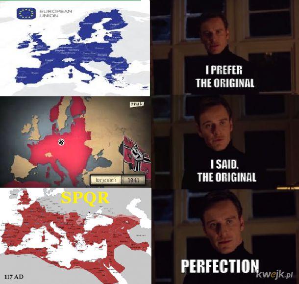 Prawdziwa Unia Europejska