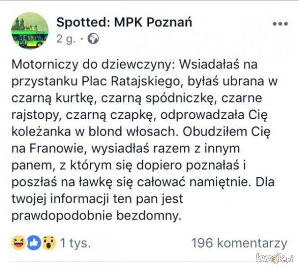 Poznań miasto dozań