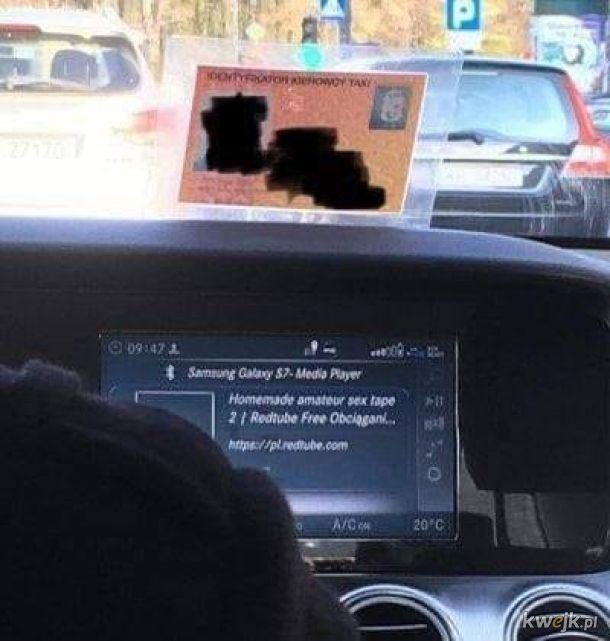 Playlista warszawskiego taksówkarza
