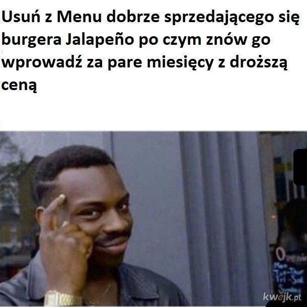 Mcdoland to łeb