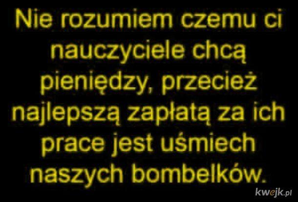 Uśmiech bombelka