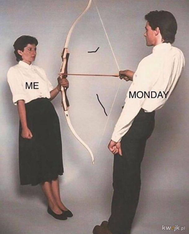 Znowu poniedziałek
