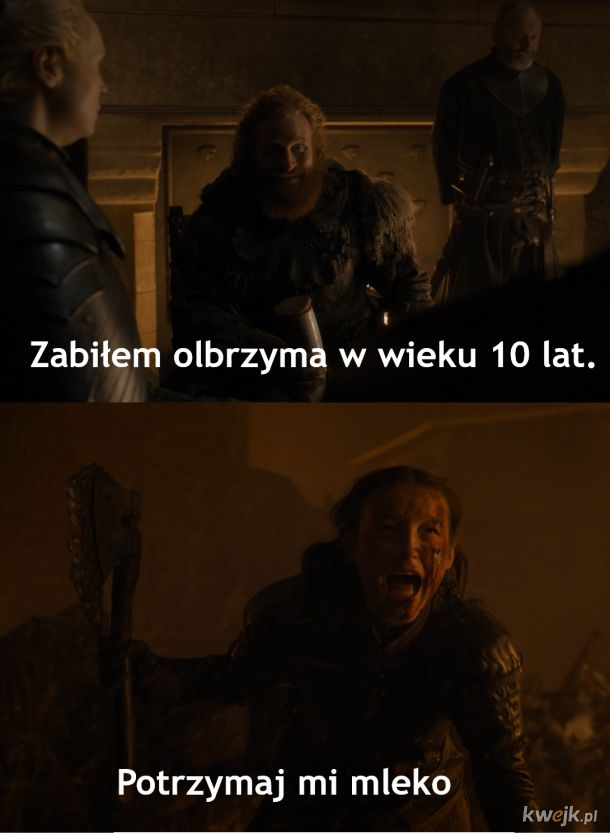 Tormund vs Lianna