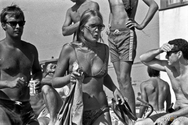 Zdjęcia z czasów, kiedy kobiety były naturalne a plastikowe wypełniacze nie były w modzie