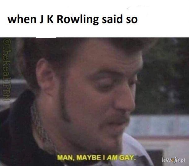 Kiedy J K tak powie