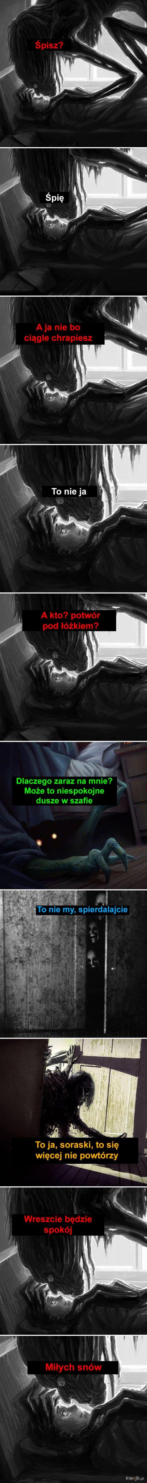 Śpisz?