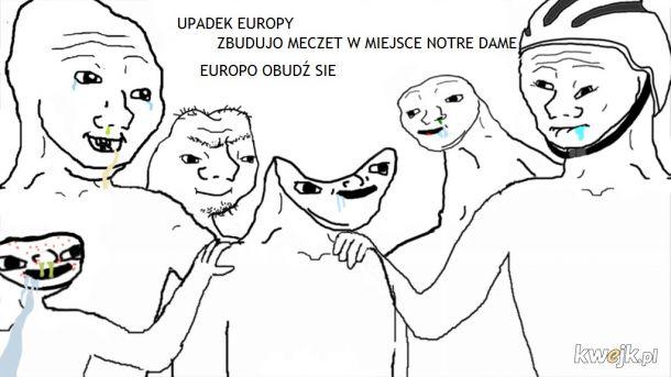 KONIEC EUROPY ONEONEONE