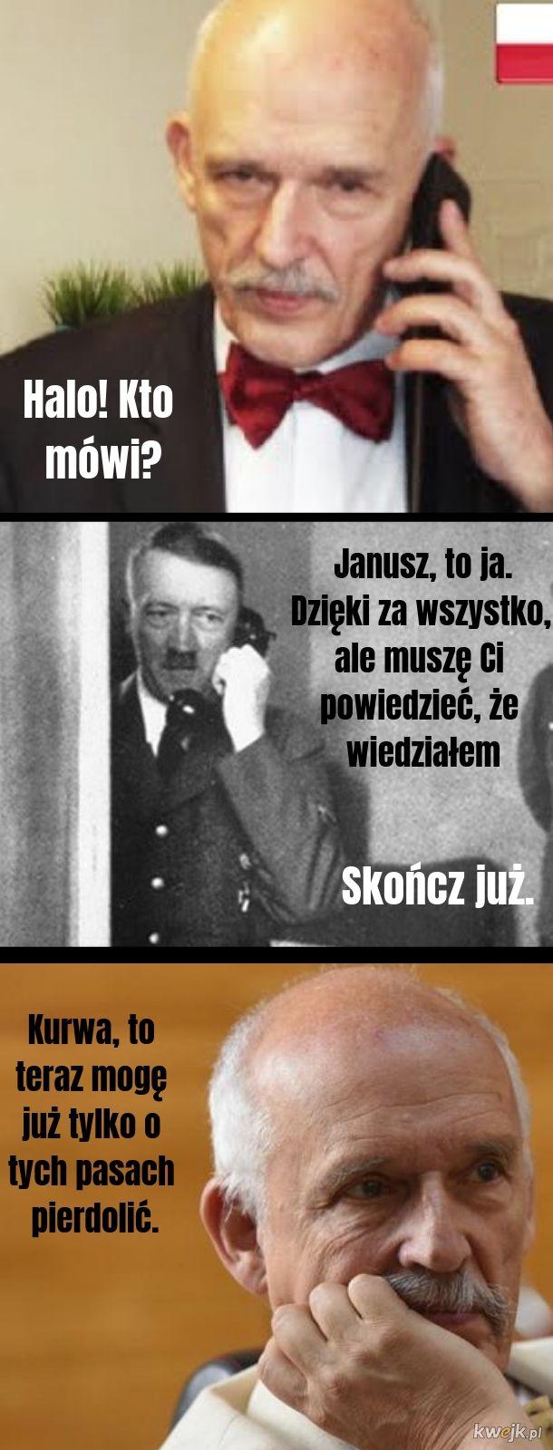 Wiedział.