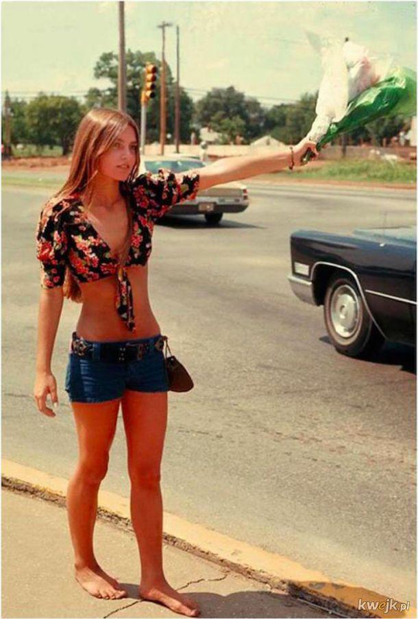 Szalona moda lat 70., czyli hippie, punk i disco
