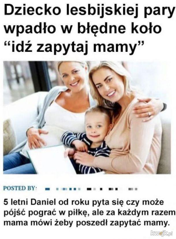 Dziecko lesbijskiej pary