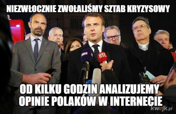 Priorytetem są opinie polskich polityków