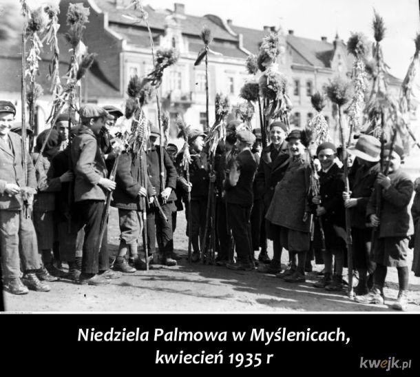 Wielkanoc w przedwojennej Polsce