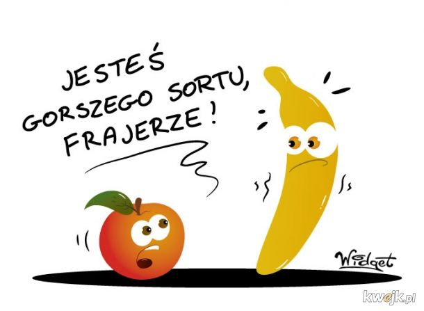 Jabłko i banan