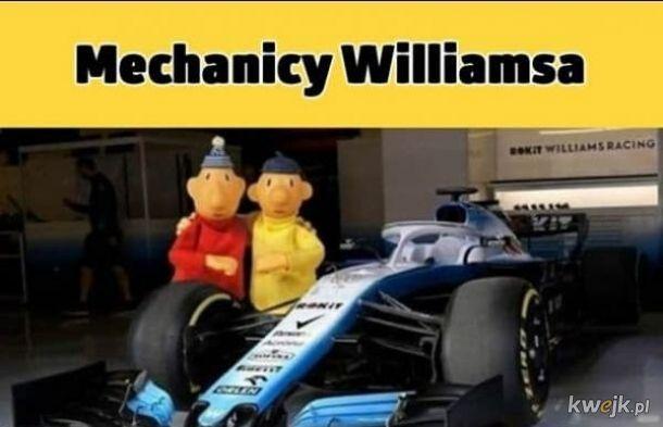 Mechanicy Williamsa