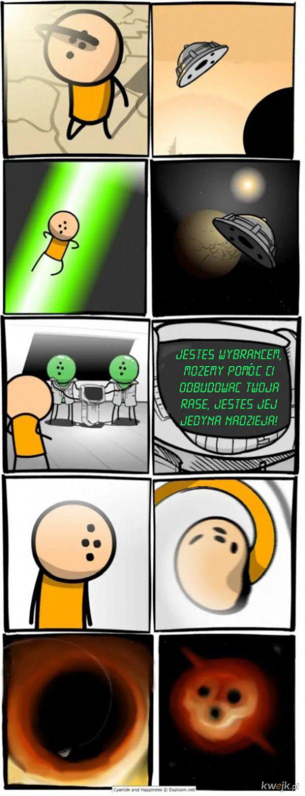 Kosmiczna przygoda