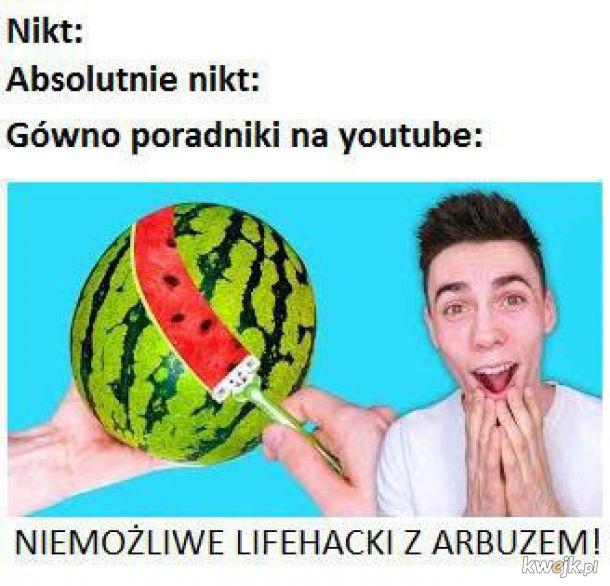 Polski Youtube taki jest