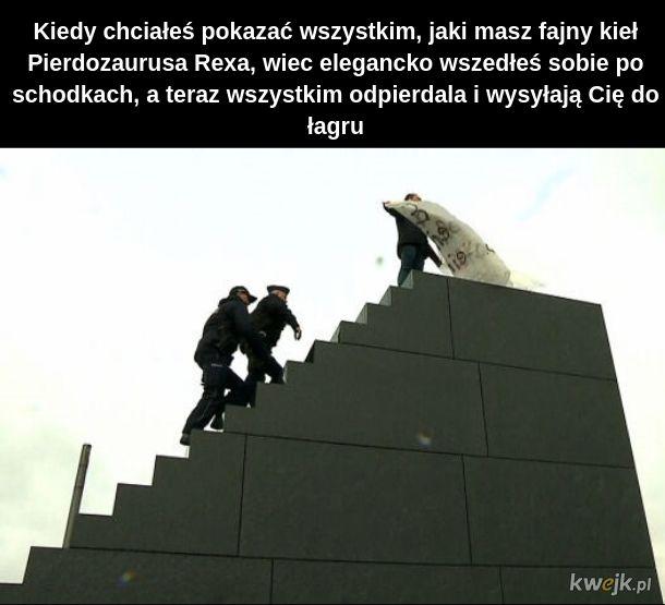 Piątek, pitąteczek, piątunio w Warszawie