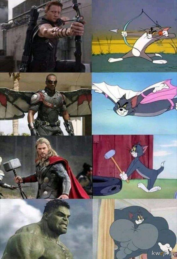 Tom już to wszystko zrobił wcześniej