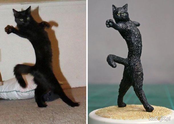 Meetissai - japoński artysta, który zamienia memowe zwierzaki w rzeźby, obrazek 7