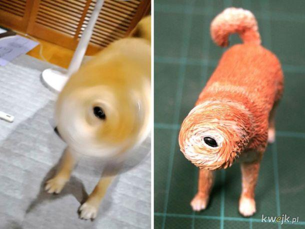 Meetissai - japoński artysta, który zamienia memowe zwierzaki w rzeźby, obrazek 2
