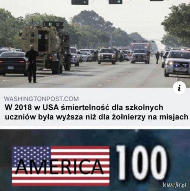 Tymczasem w Ameryce