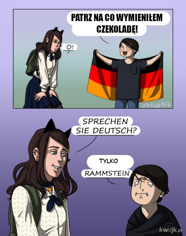 niemieckie