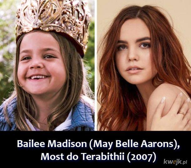 Jak dziś wyglądają dziecięcy aktorzy ze znanych filmów i seriali?