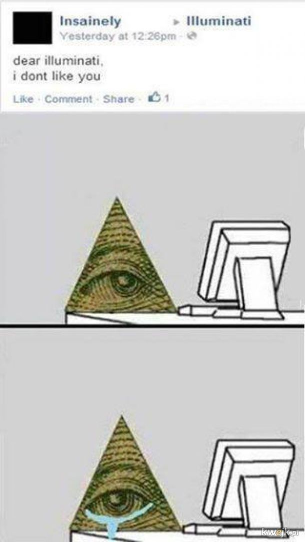 Smutne Illuminati