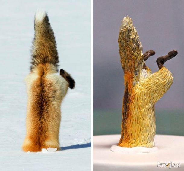 Meetissai - japoński artysta, który zamienia memowe zwierzaki w rzeźby, obrazek 16