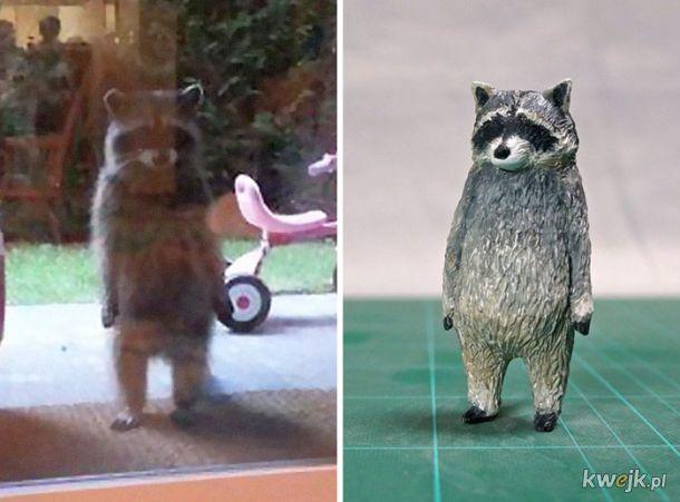 Meetissai - japoński artysta, który zamienia memowe zwierzaki w rzeźby, obrazek 12