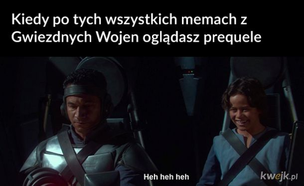 Starłorsowe śmieszki z okazji dnia Gwiezdnych Wojen