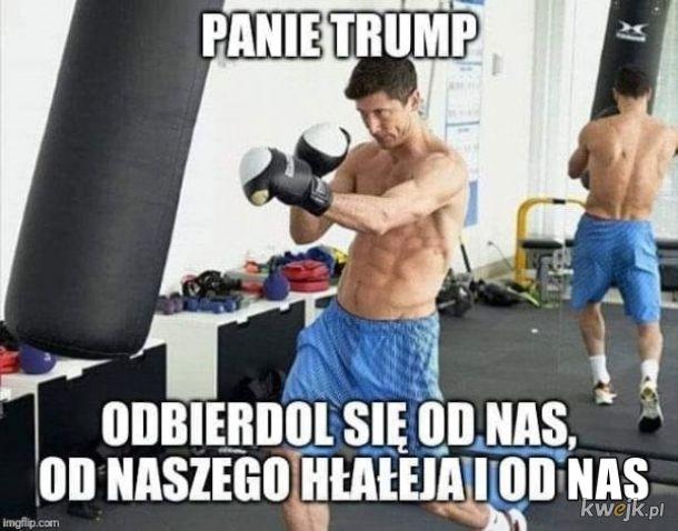 Panie Trump!