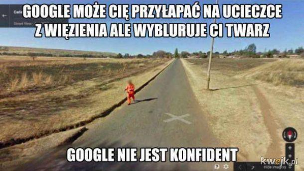 Dobry ziomek Google