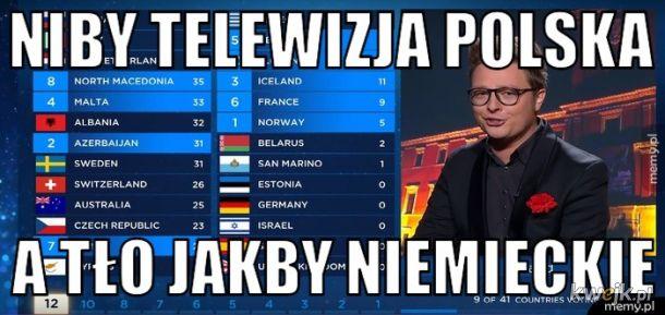 12 punktów nie dla TVP