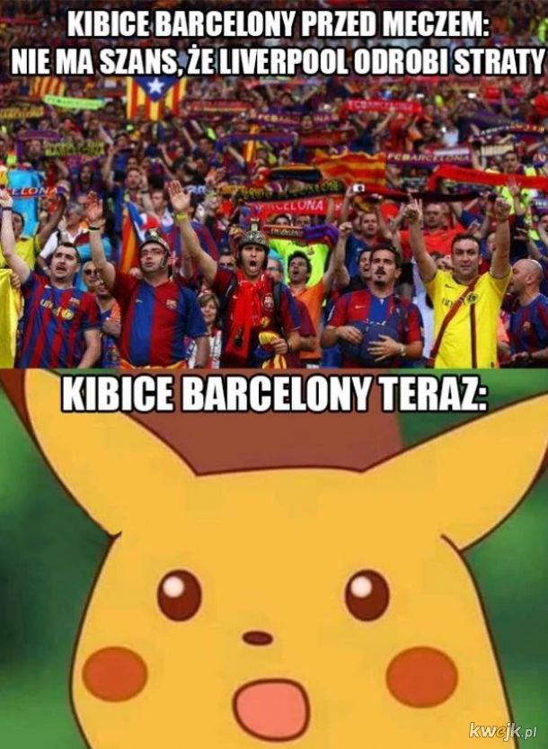 Co to był za mecz Liverpool vs. Barcelona