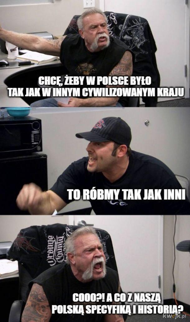 Zmiany w Polsce