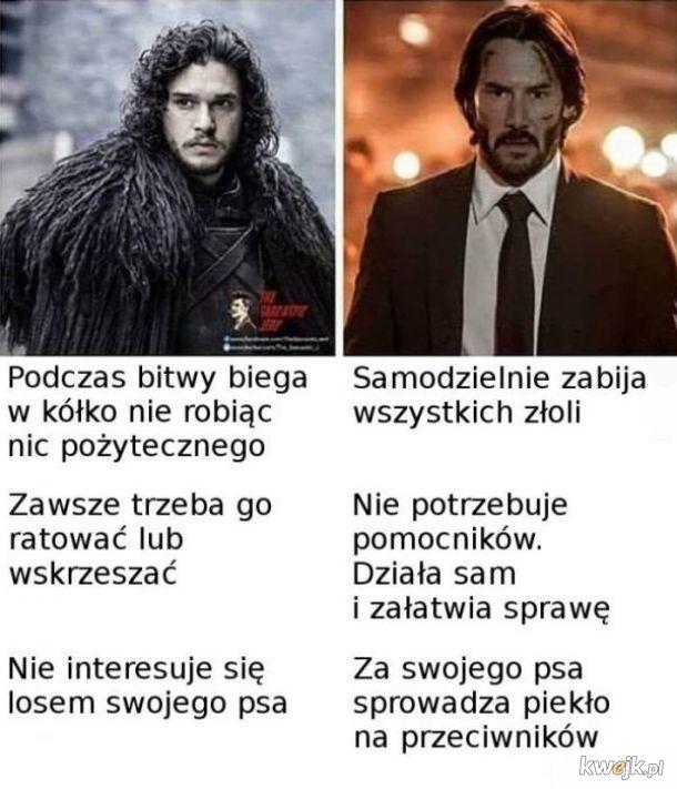 Kto lepszy?