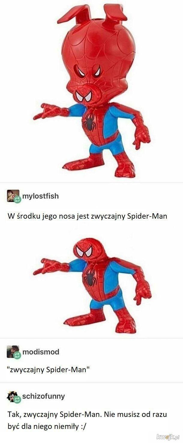 Najzwyklejszy Spiderman