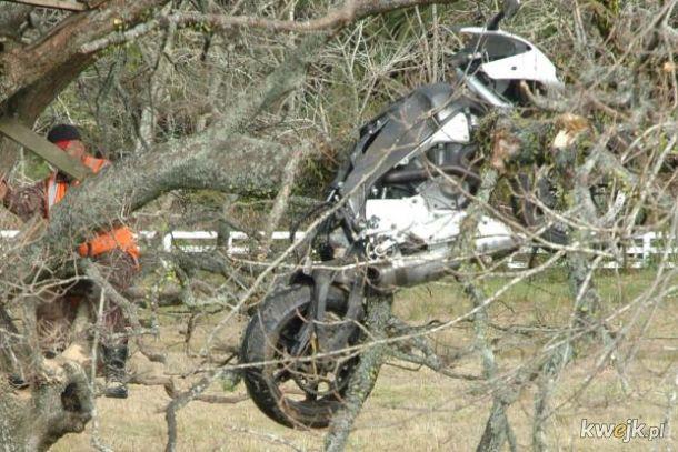 Patrz w lusterka motocykle są wszędzie !