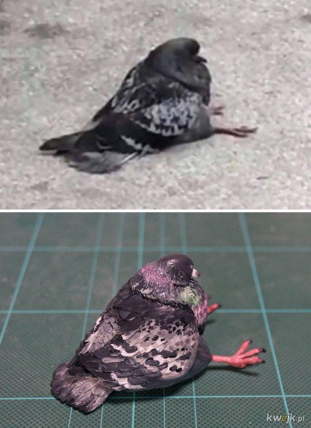 Meetissai - japoński artysta, który zamienia memowe zwierzaki w rzeźby, obrazek 18