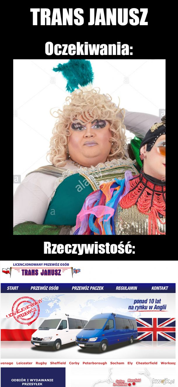 Trans Janusz
