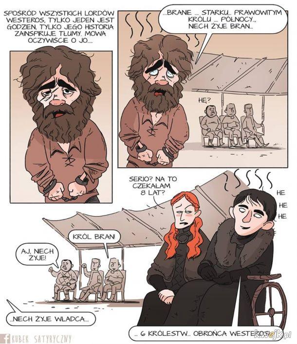 Król Bran Podstępny
