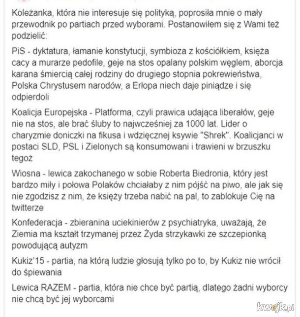 Let the gównoburza begin