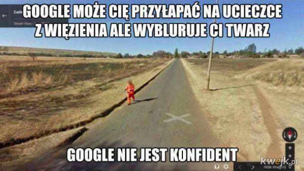 Google dobry ziomek