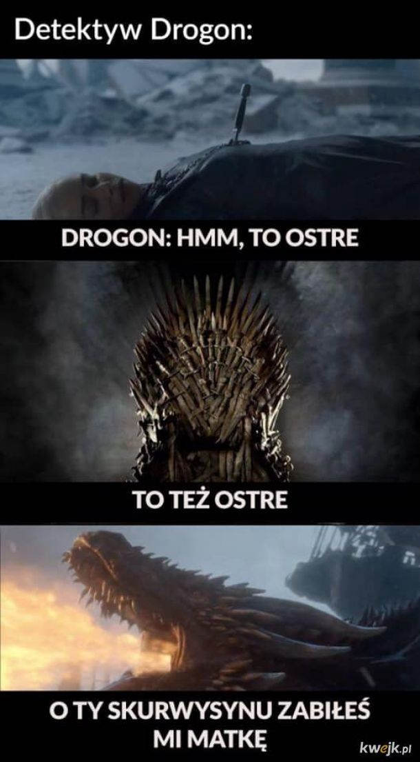 Detektyw Drogon